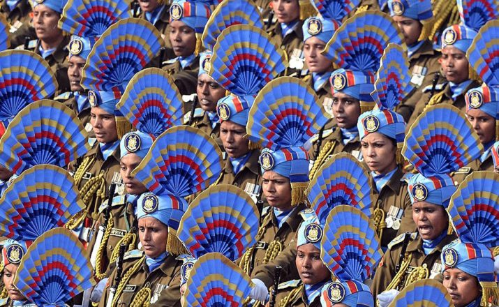 رژه ارتش هند