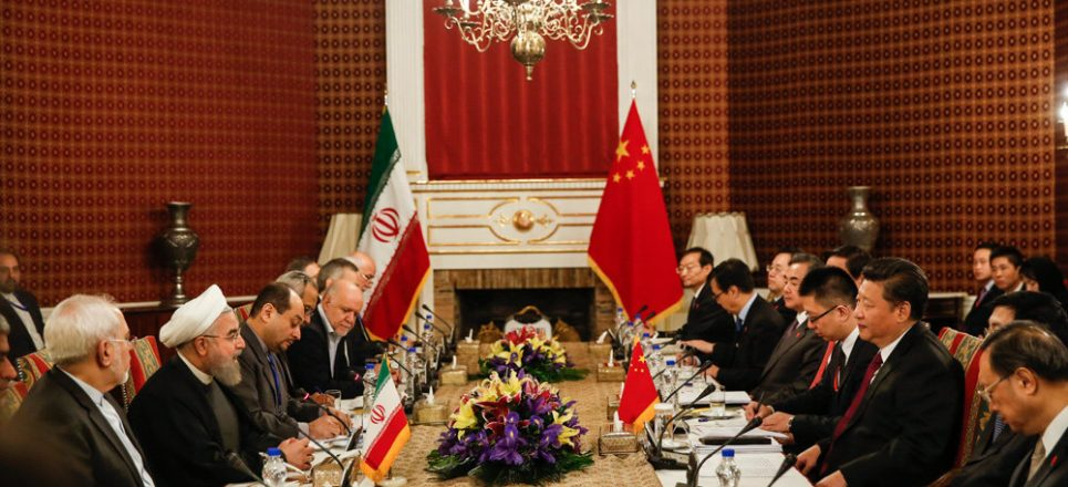 مراسم استقبال رسمی از رییس جمهور چین صبح امروز شنبه با حضور حجت الاسلام حسن روحانی رئیس جمهور ...